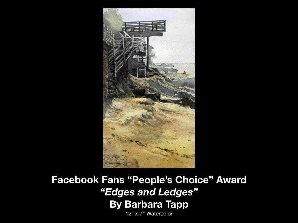 Waterworks Award Winner Barbara Tapp