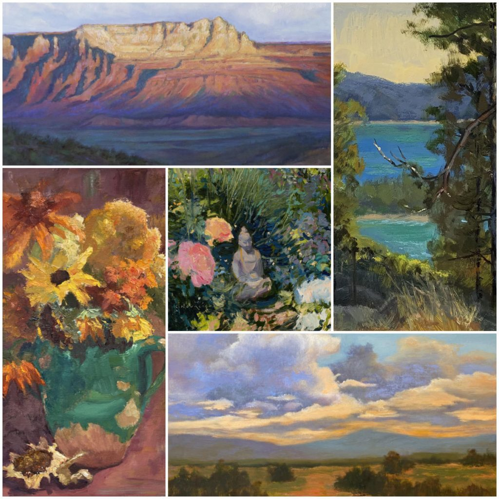 LPAPA's Art and Nature Gallery Show