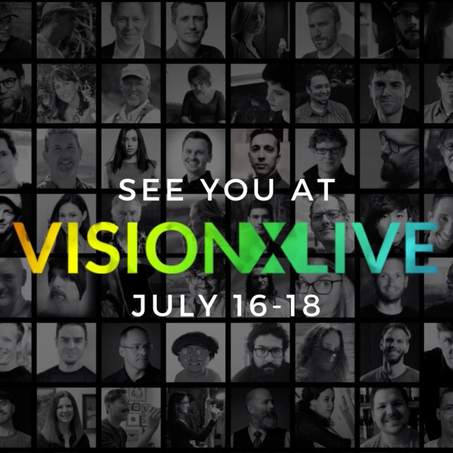 Vision X Live 2021