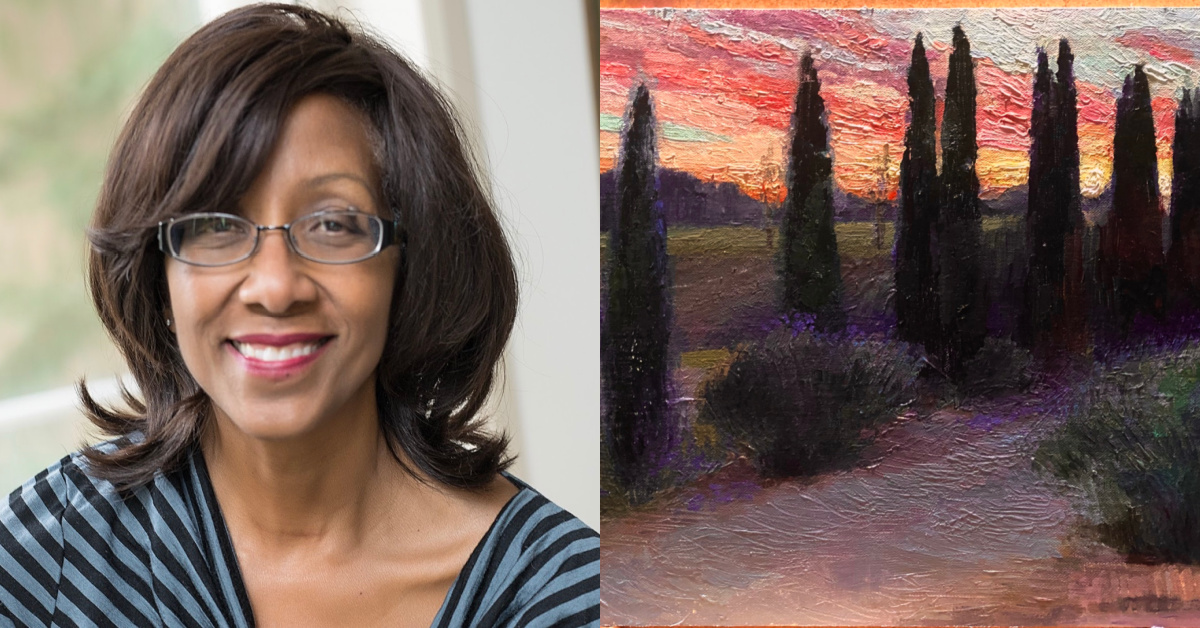 Artist Member of the Month Vallerie Colleymore