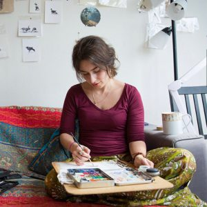 Dina Brodsky LPAPA Plein Talk