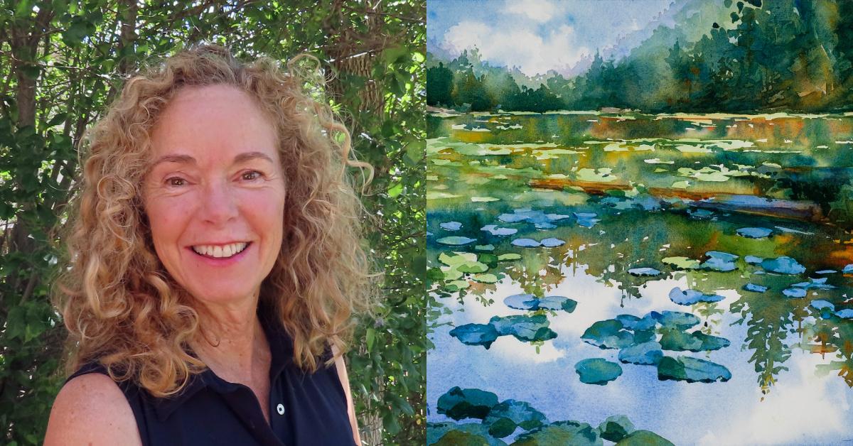 LPAPA Artist of the Month Kathleen Lanzoni