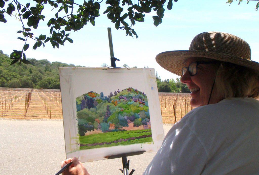 LPAPA Signature Artist Robin Purcell
