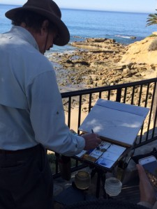 2015: Larry Cannon at Heisler Park